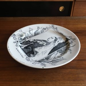 画像4: Queen Victoria Golden Jubilee antique plate