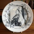 Queen Victoria Golden Jubilee antique plate