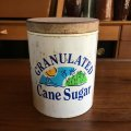 Granulated Cane Sugar vintage tin