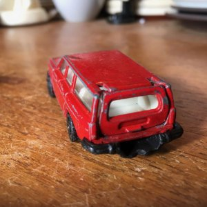 画像3: Vintage Corgi VOLVO 245 DL toy car made in England