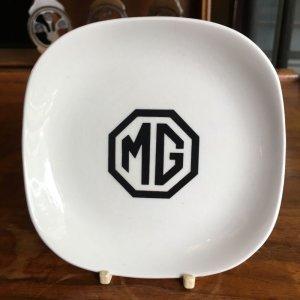画像1: MG motors pin dish by Liverpool Rd. Pottery