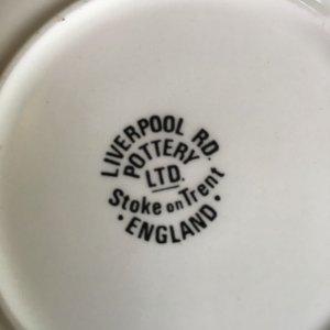 画像3: MG motors pin dish by Liverpool Rd. Pottery