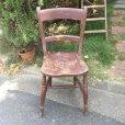 画像1: Antique chair from England (1)