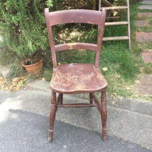 画像1: Antique chair from England