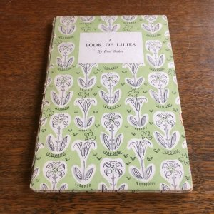 "画像1: ""A Book of Lilies"" The King Penguin Books"