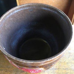 画像3: Vintage plant pot cover made in West Germany