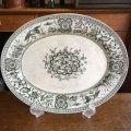 DAVENPORT Ltd antique oval plate