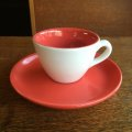 Whittard demitasse cup and saucer