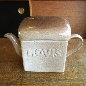 画像1: vintage HOVIS teapot by Carlton Ware