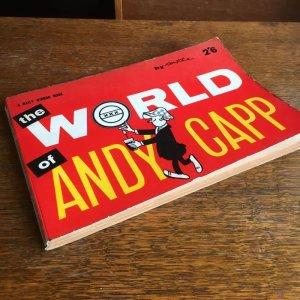 画像1: World of ANDY CAPP,A Daily Mirror book