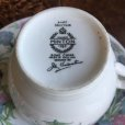 "画像3: Minton ""Maytime"" tea cup and saucer 1956 (3)"