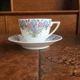 "画像4: Minton ""Maytime"" tea cup and saucer 1956 (4)"
