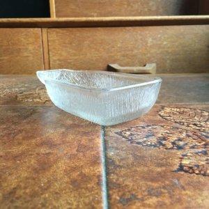 画像3: Cascade glass avocado dish
