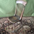 画像1: Antique rocking chair (1)