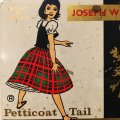 Joseph Walker's Shortbread vintage tin