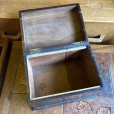 画像3: Vintage wooden box from England