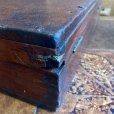 画像6: Antique wooden box