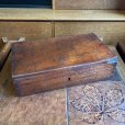 画像2: Antique wooden box