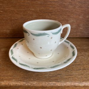 画像1: Susie Cooper demitasse cup and saucer
