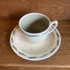 画像2: Susie Cooper demitasse cup and saucer