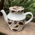 """Midwinter """"Paisley"""" small teapot by Jessie Tait"""