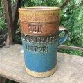 Vintage large mug designed by Robin Welch for The Design Centre London
