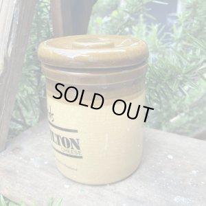 """画像2: Harrods blue stilton cheese jar by TG Green """"Granville"""""""