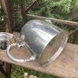 画像6: Silver plate vintage teapot 1948