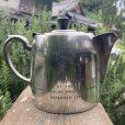 画像1: Silver plate vintage teapot 1948 (1)
