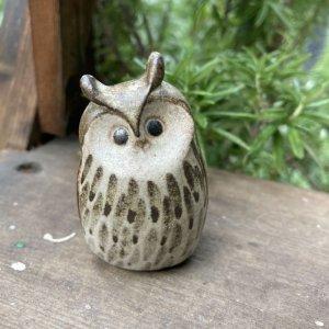 画像1: Animal Friends vintage owl from Cornwall