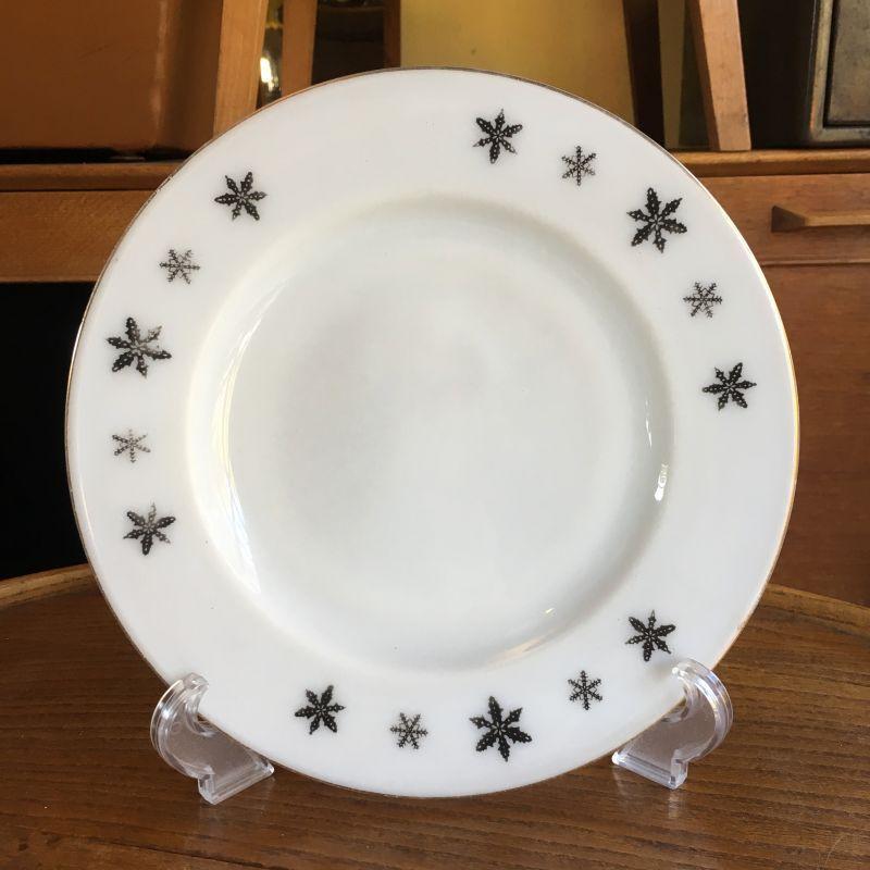 jaj pyrex gaiety vintage dinner plate from england イギリスJAJ